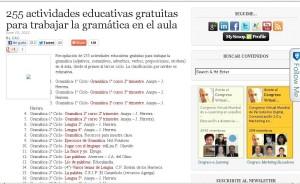 255 ACTIVIDADES DE GRAMÁTICA.