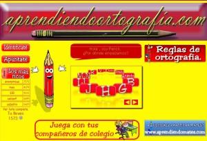 http://www.aprendiendoortografia.com/
