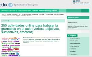 http://portal.educ.ar